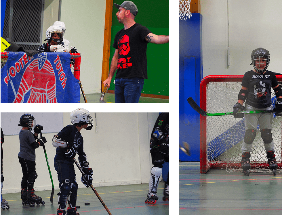 photo hockey roller des olonnes